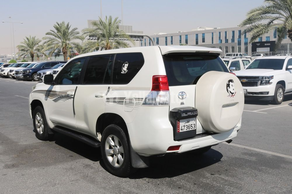 Used Toyota Land Cruiser Prado 2.7L TXL1 2011