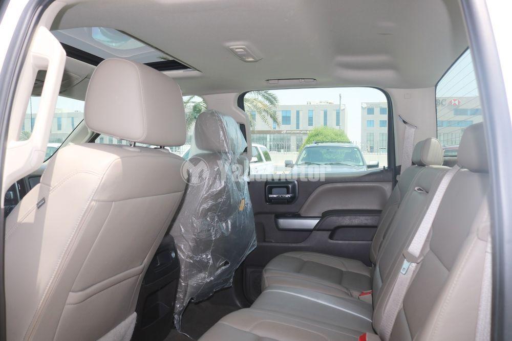 Used Chevrolet Silverado 5.3 V8 LTZ 2016