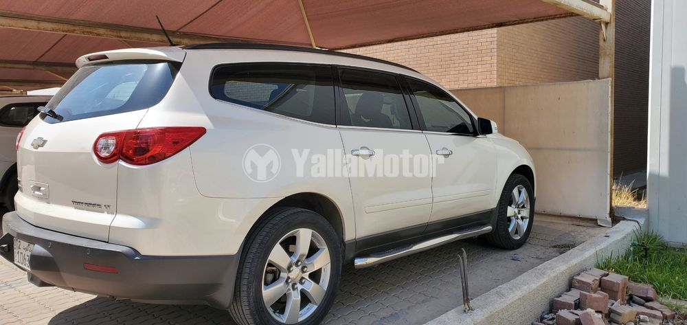 Used Chevrolet Traverse LT 2012