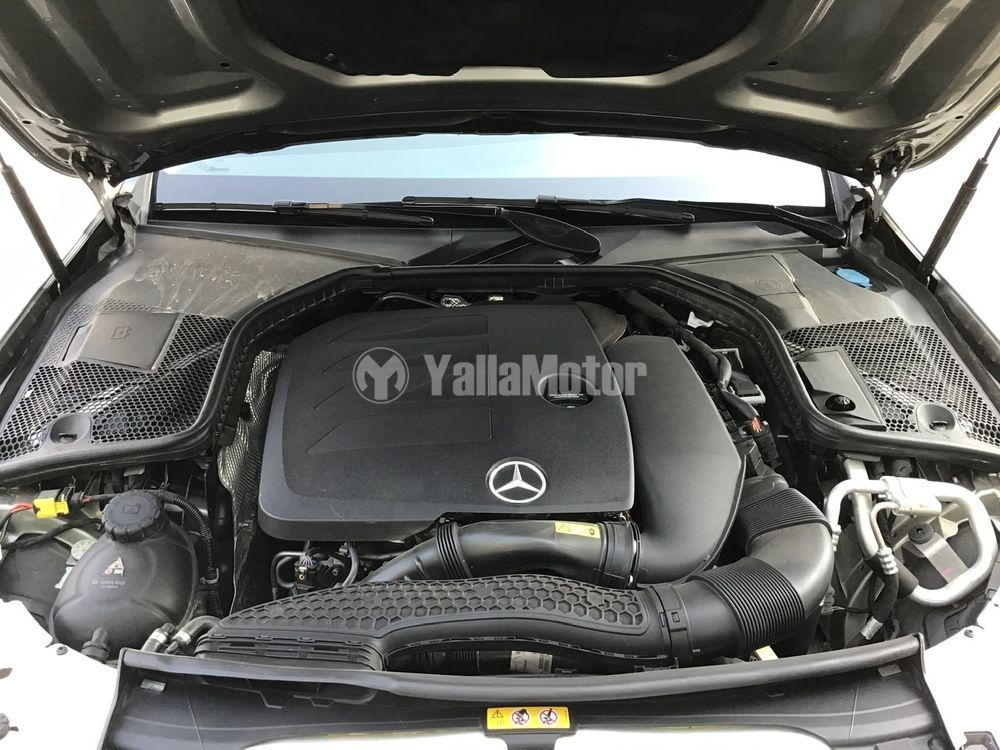 Used Mercedes-Benz C-Class 2019