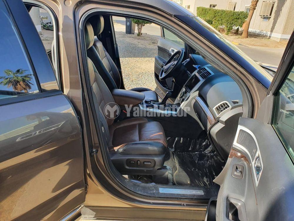 Used Ford Explorer 3.5L V6 XLT (AWD) Ful Option 2015