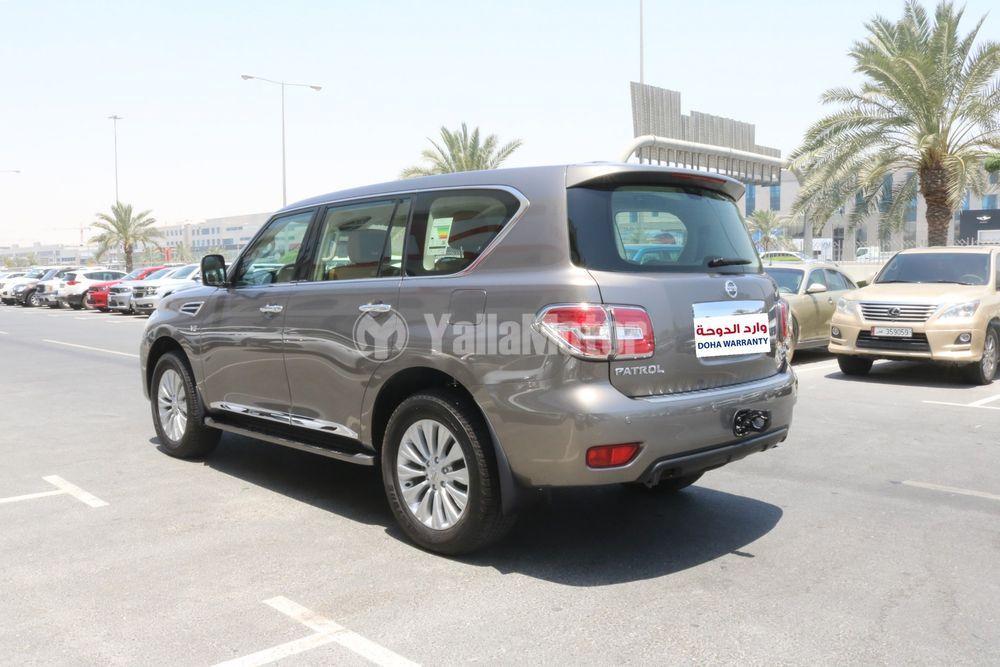 New Nisan Patrol 5.6L LE (Type 2) Titanium 2019