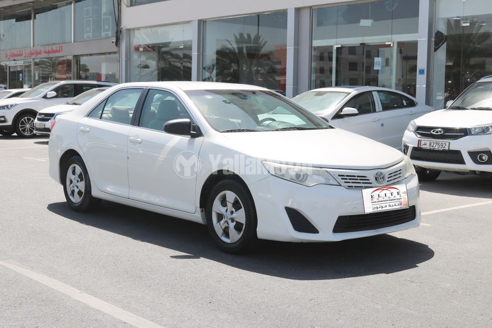Used Toyota Camry 2014