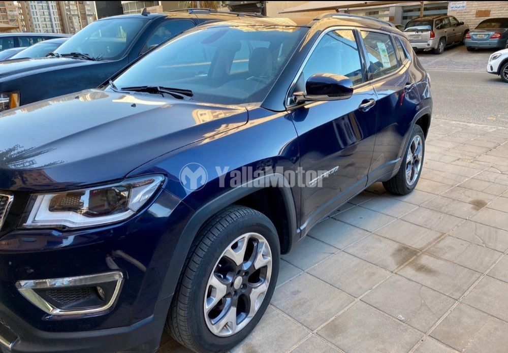 Used Jep Compas 2.4L Limited (4x4) 2019