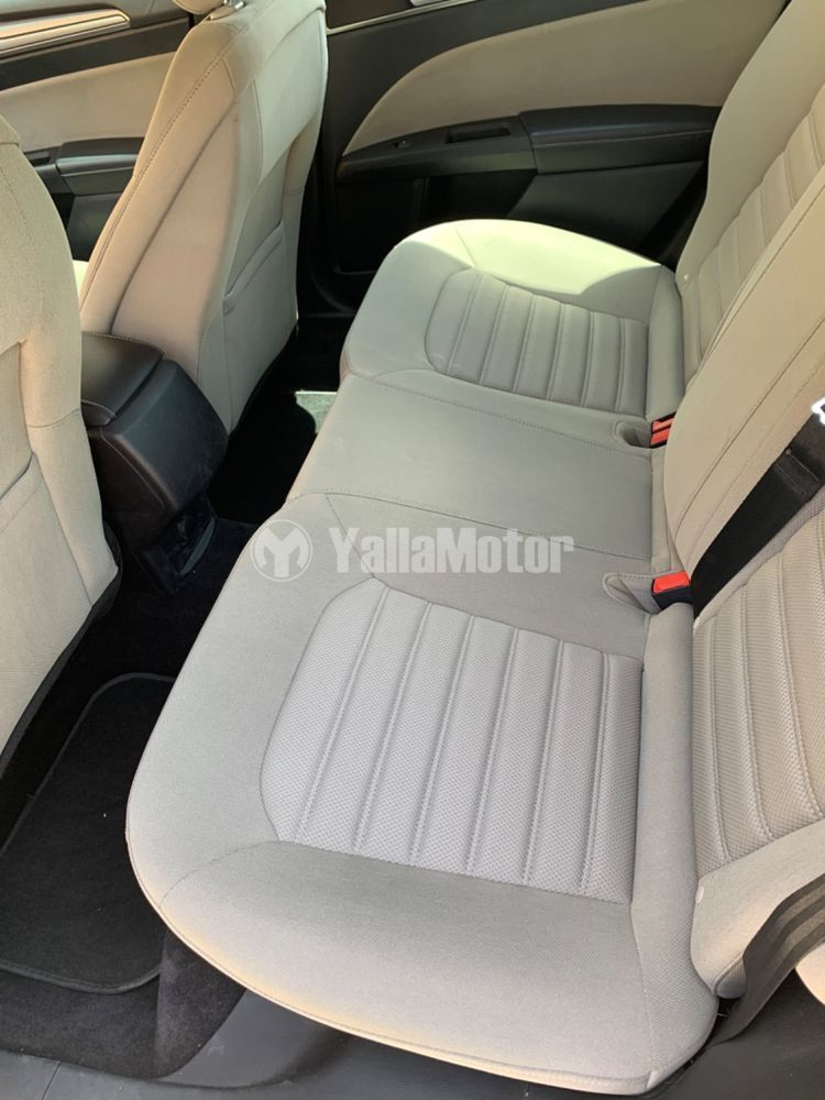 Used Ford Fusion S 2017