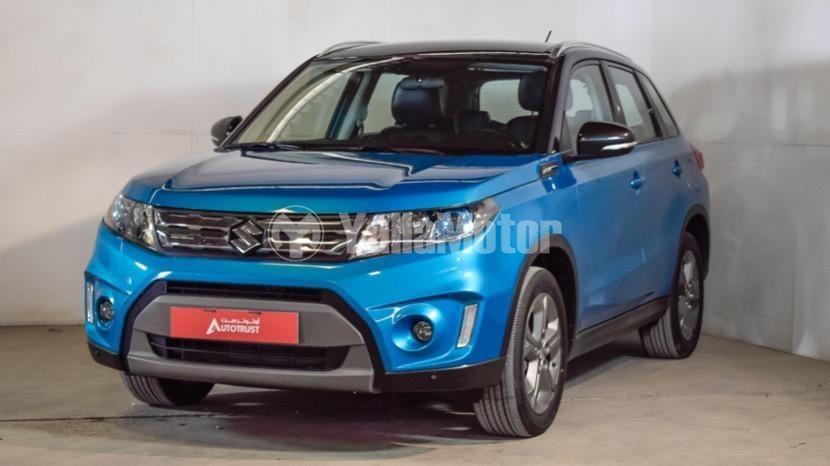 Used Suzuki Vitara 2017
