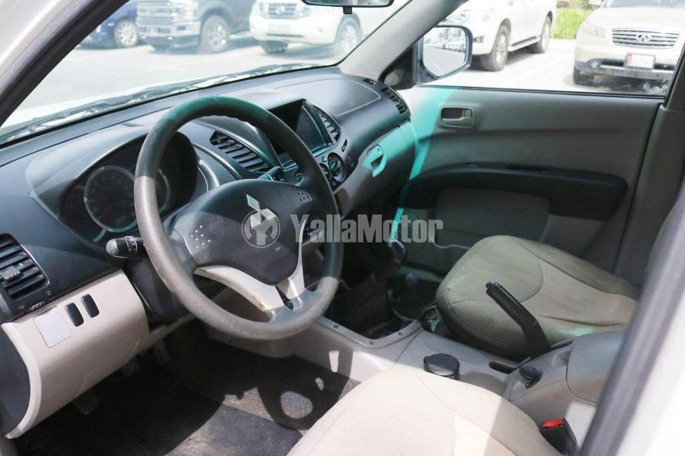 Used Mitsubishi L200 2.5L Double Cab GLS 4WD 2013