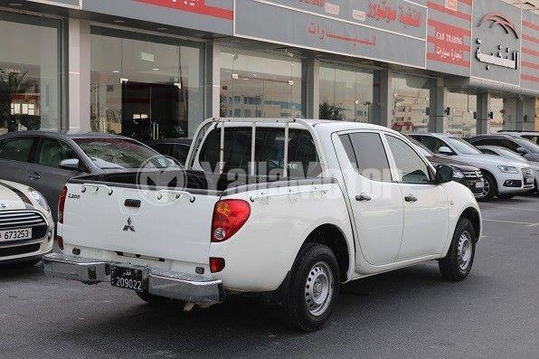 Used Mitsubishi L20 2.4L Double Cab GL (2WD) 2014