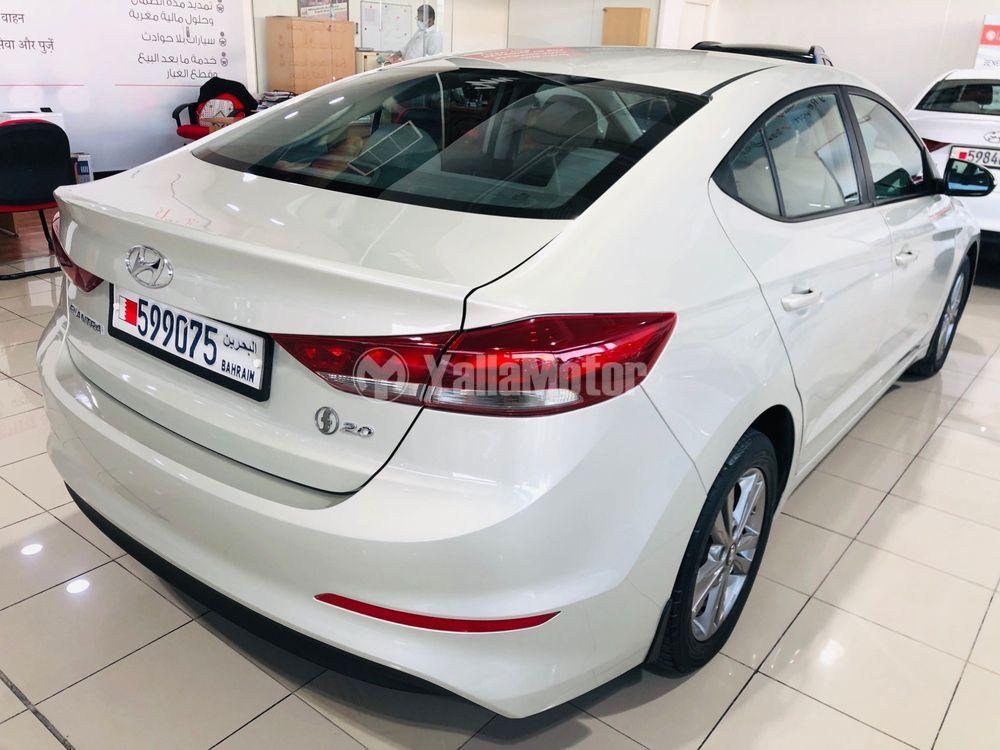 Used Hyundai Elantra 2.0L GL 2017