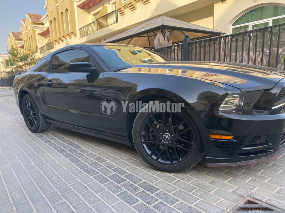 Used Ford Mustang 3.7L Coupe 2014