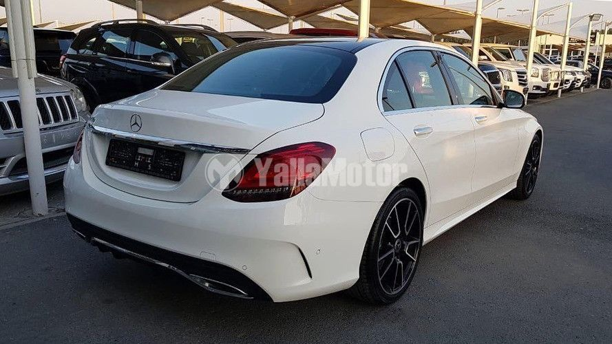 Used Mercedes-Benz C-Clas C 20 2019