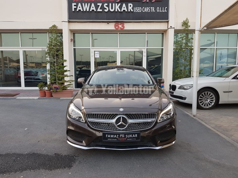 Used Mercedes-Benz CLS-Clas CLS 40 2016