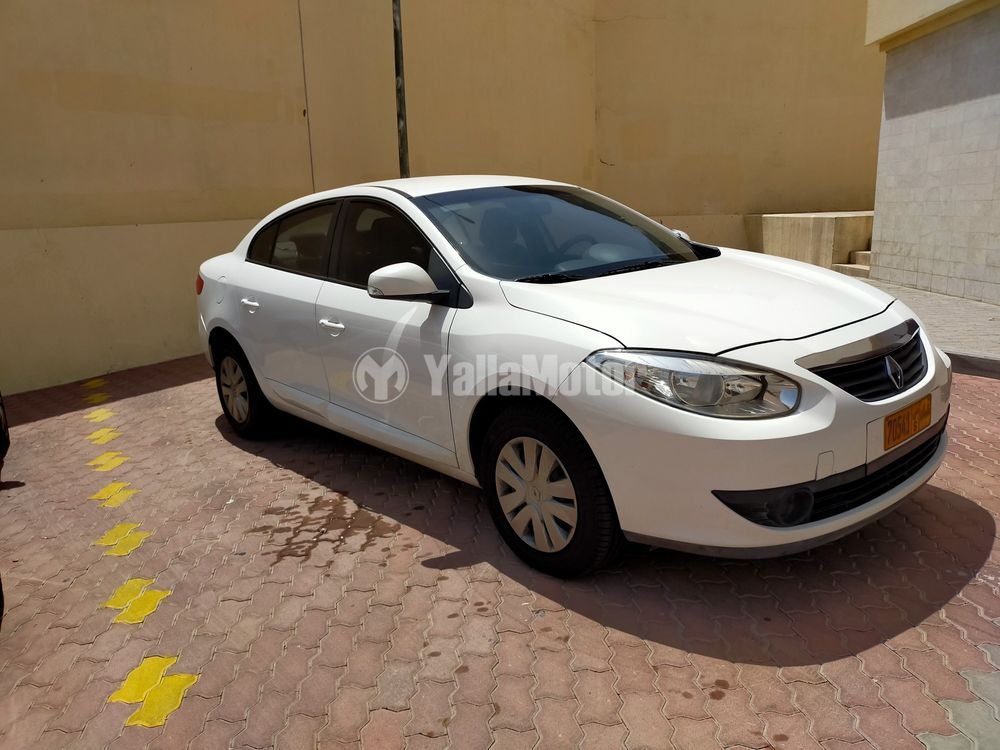 Used Renault Fluence 1.6L PE 2012