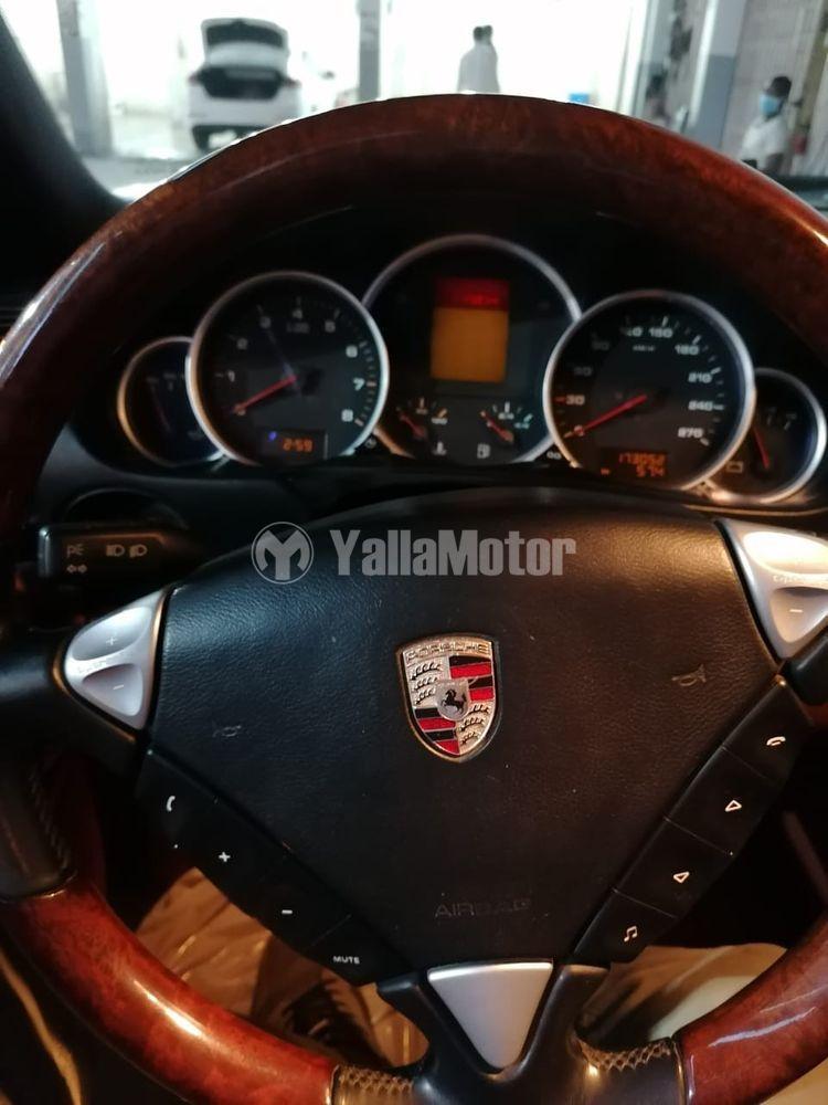 Used Porsche Cayenne 2008