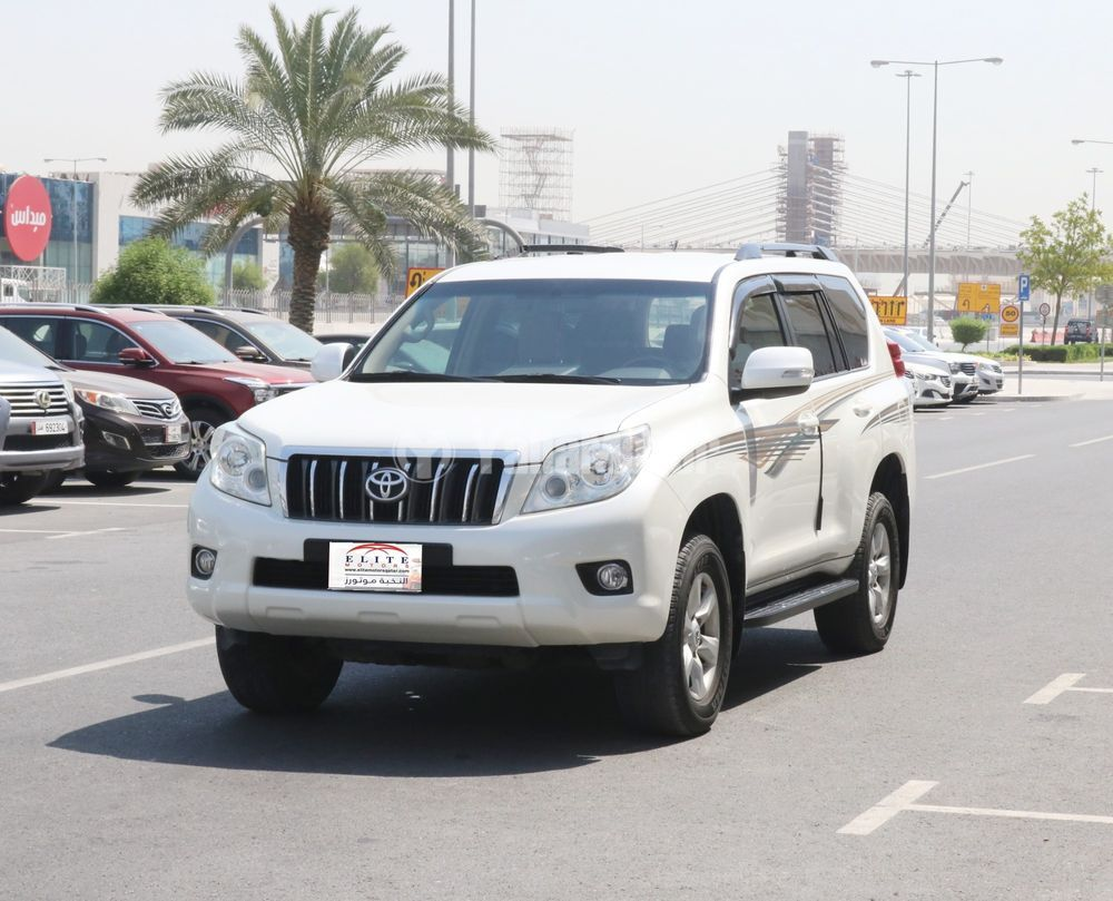 Used Toyota Land Cruiser Prado 2011