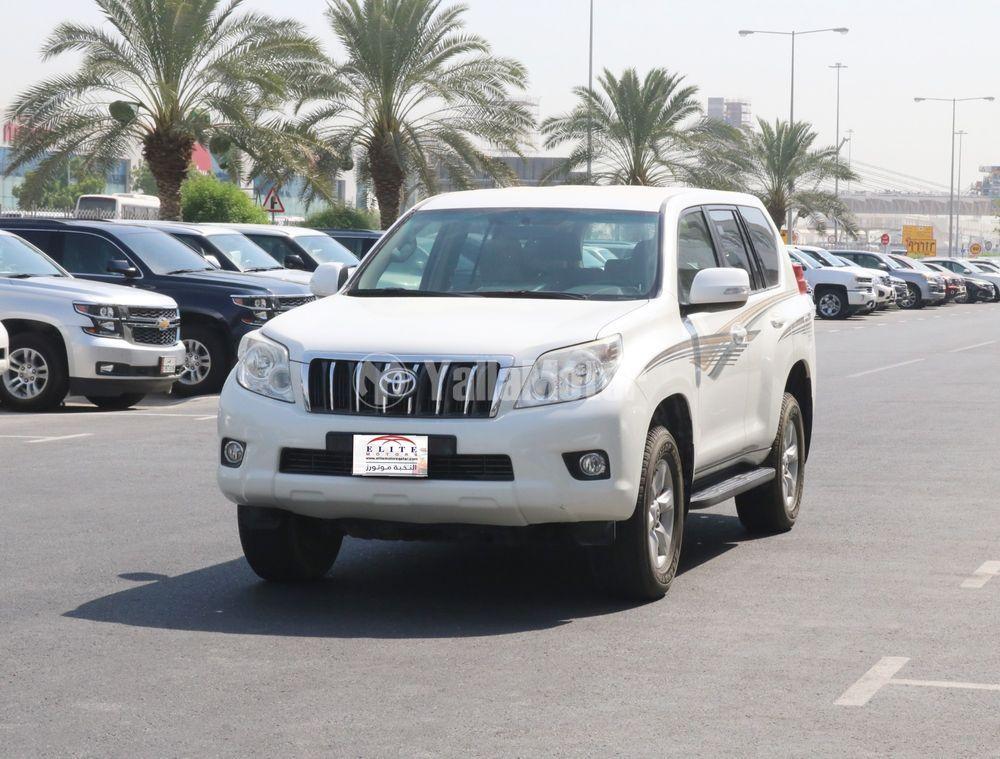 Used Toyota Land Cruiser Prado 2.7L TXL1 2011