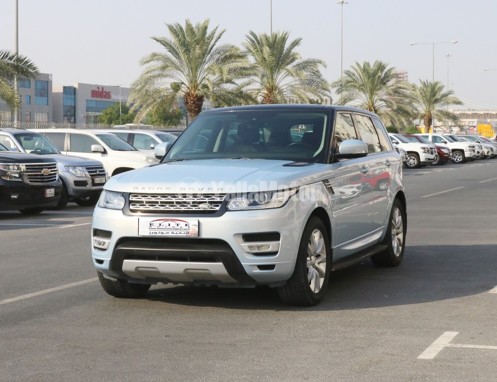 Used Land Rover Range Rover Supercharged 2014