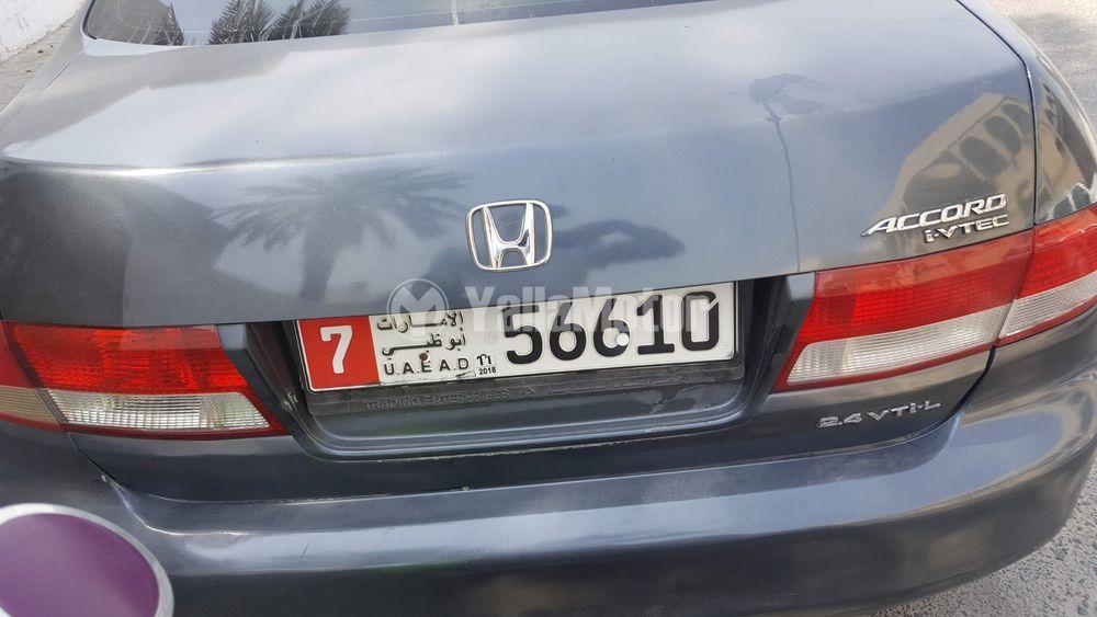Used Honda Acord 2.4L DX 2003