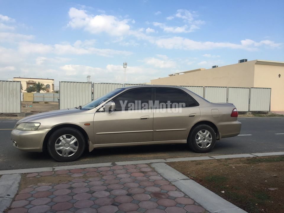 Used Honda Acord 2.4L EX 2002