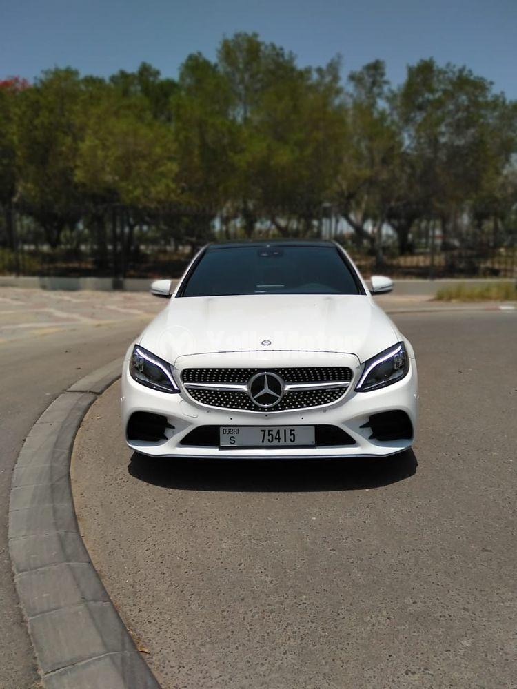 Used Mercedes-Benz C-Clas C 250 2015