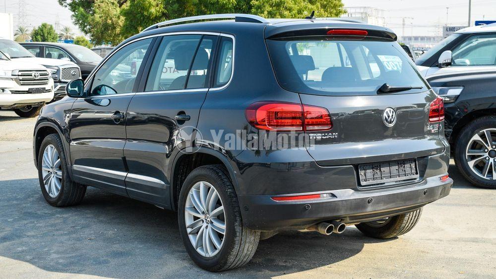 Used Volkswagen Tiguan  2.0 TSI 4Motion 2016