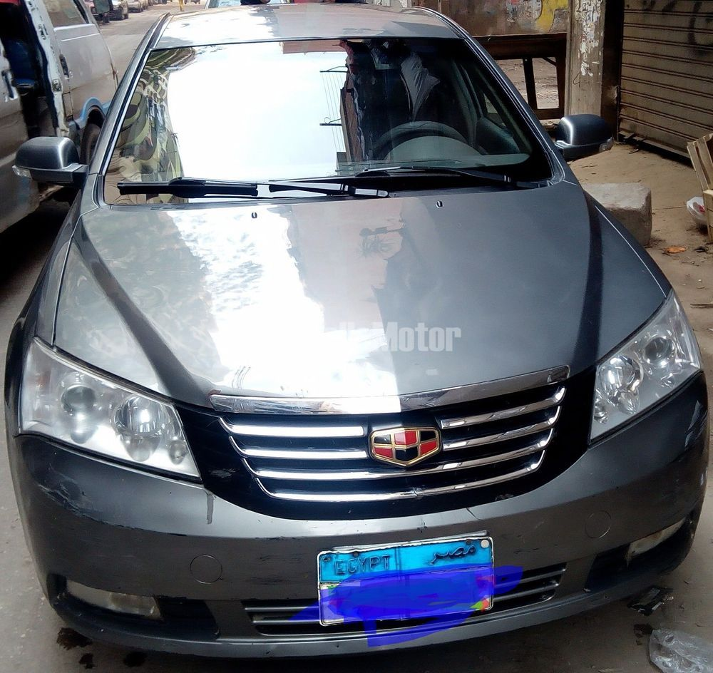 Used Geely Emgrand 7 2014