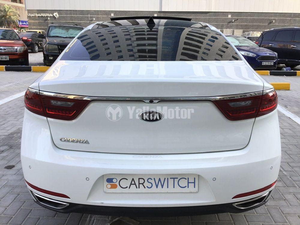 Used Kia Cadenza 2017