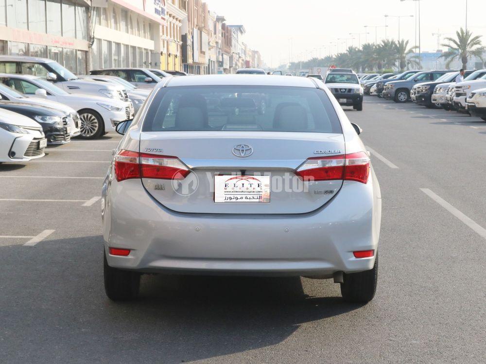 Used Toyota Corola 1.6L XLI 2015