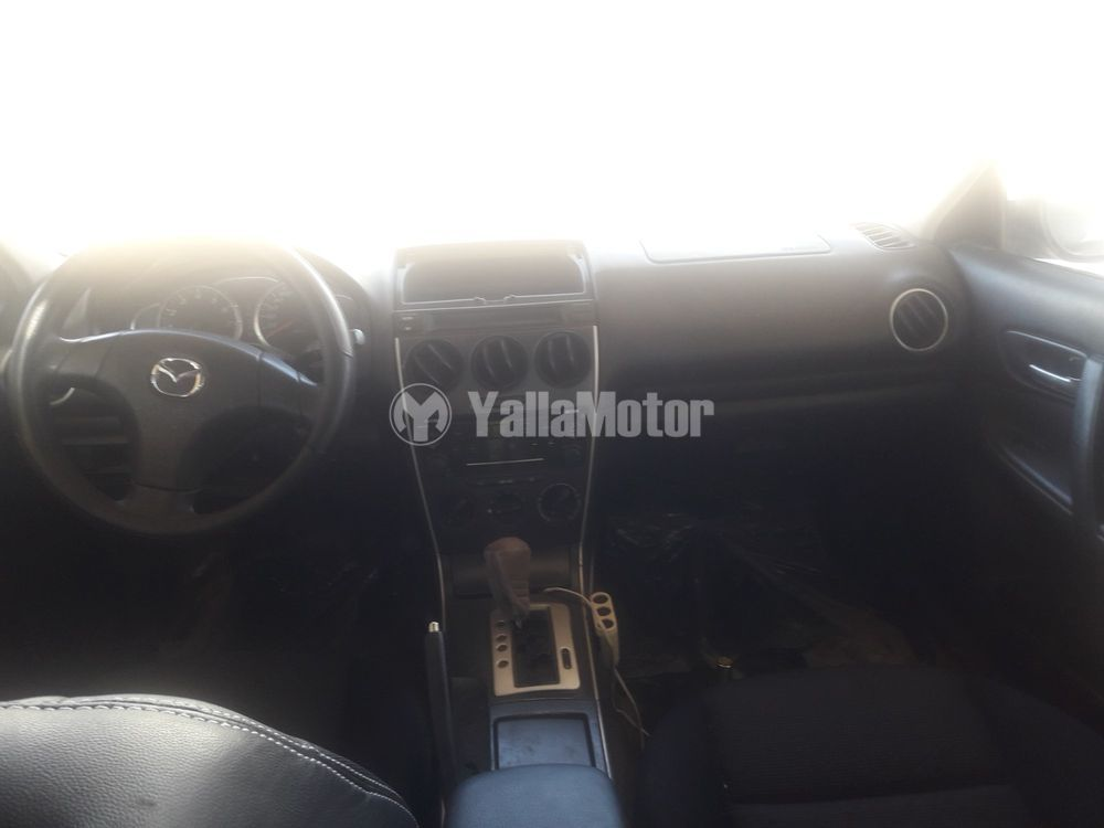 Used MG 6 1.5T DCT LUX (Black Interior) 2007