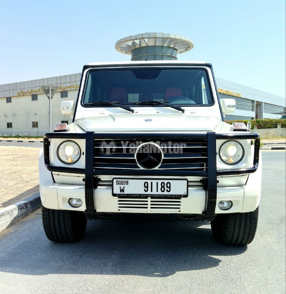 Used Mercedes-Benz G-Class G 55 AMG 2012