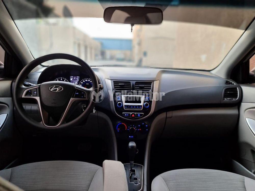 Used Hyundai Acent 1.6L 2016