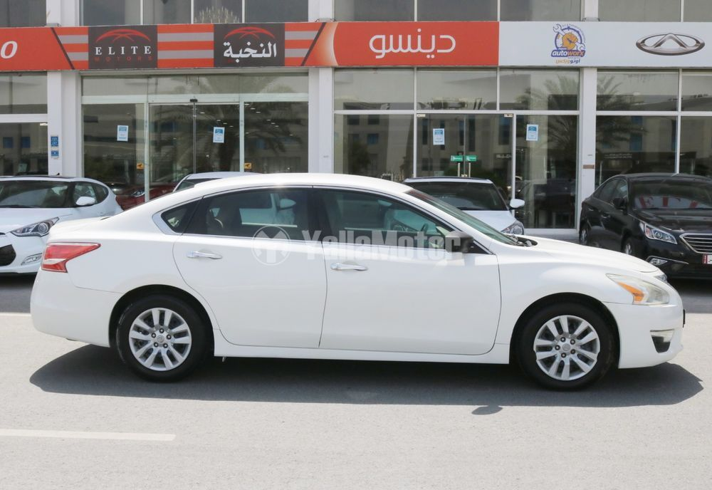 Used Nisan Altima 2.5 S 2013