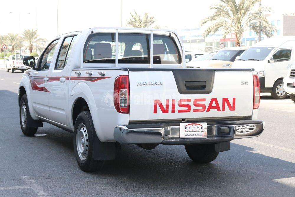 Used Nisan Navara AF 4x2 (6-Seater) M/T 2015