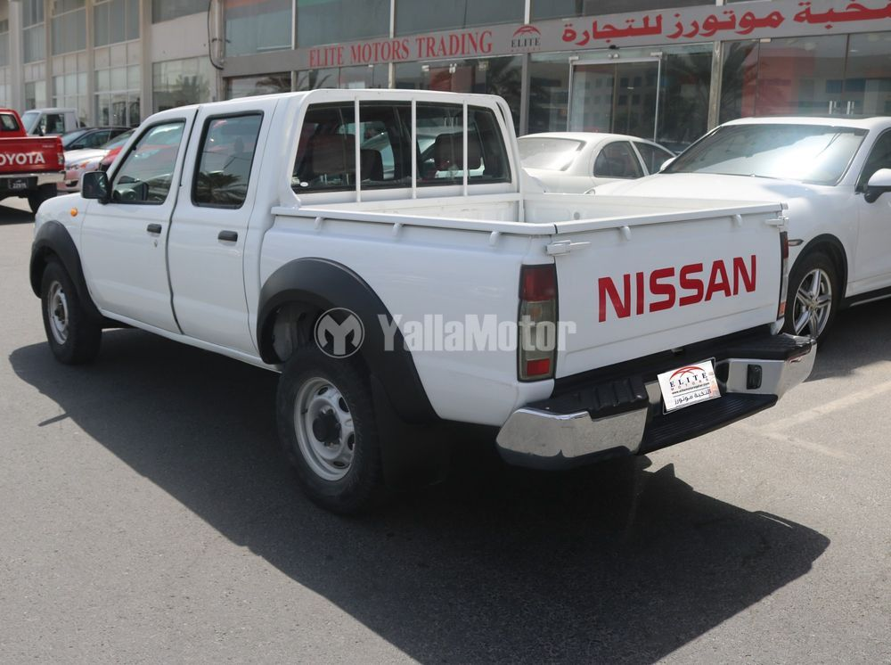 Used Nissan Pickup 2015