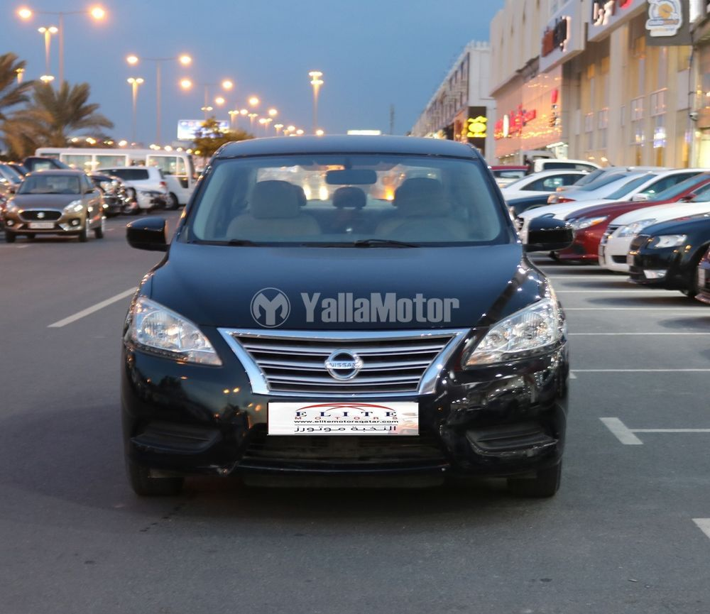 Used Nisan Sentra 1.6L S 2014