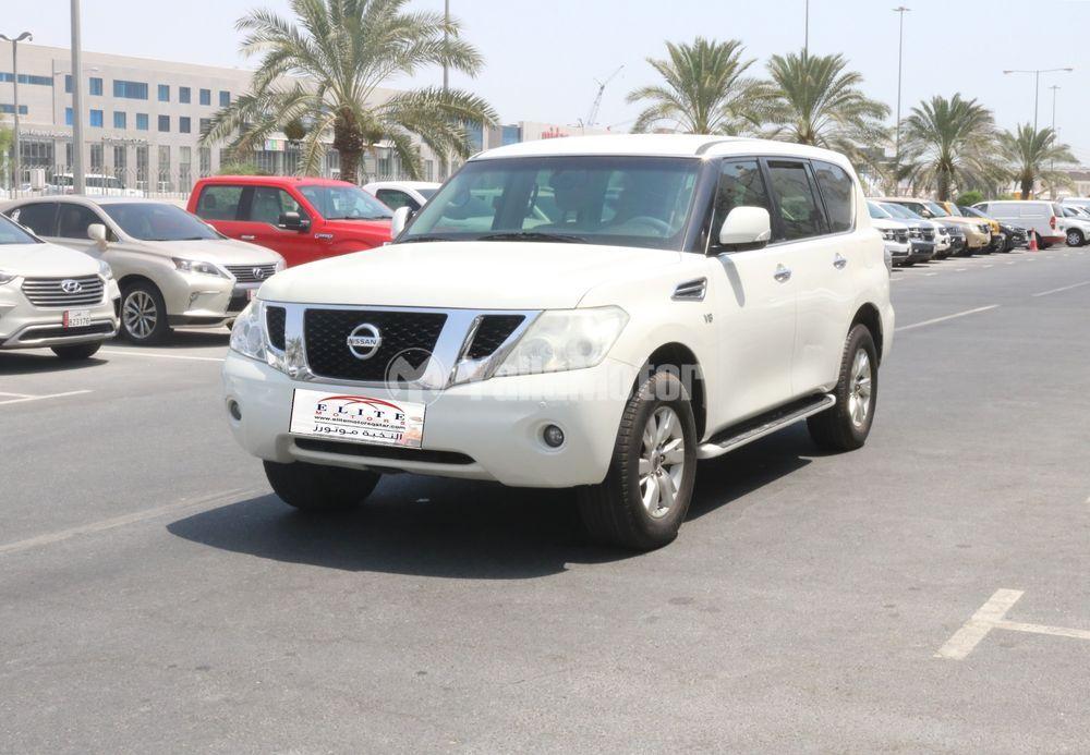 Used Nisan Patrol 4.0L SE 2013