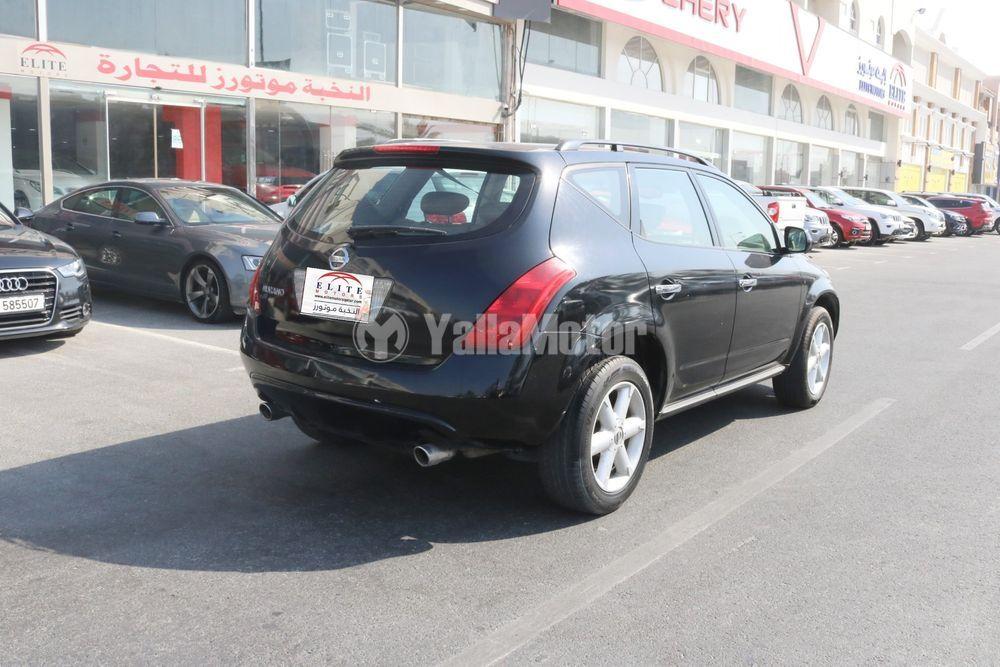 Used Nissan Murano 2007