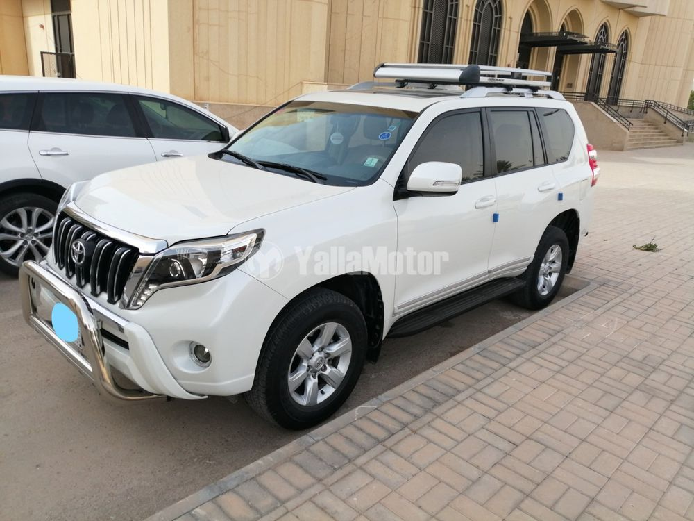 Used Toyota Land Cruiser Prado 2.7L TX 2016