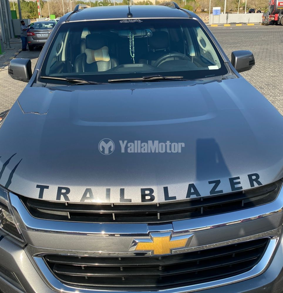 Used Chevrolet Trailblazer  LT 2WD 2019