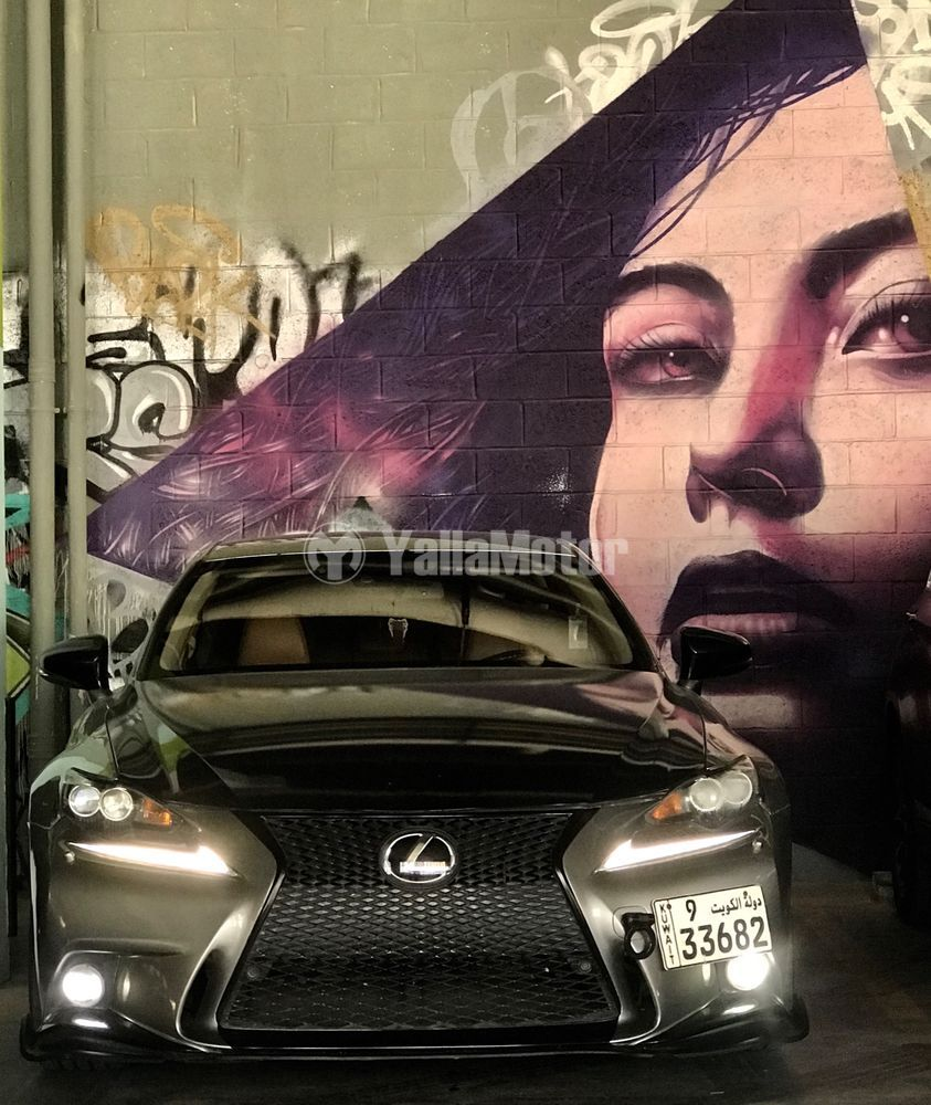 Used Lexus IS250 2015