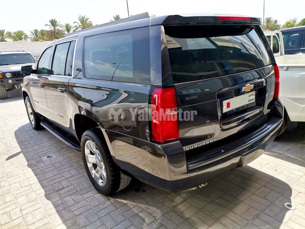 Used Chevrolet Suburban 5.3L LT 4WD 2015