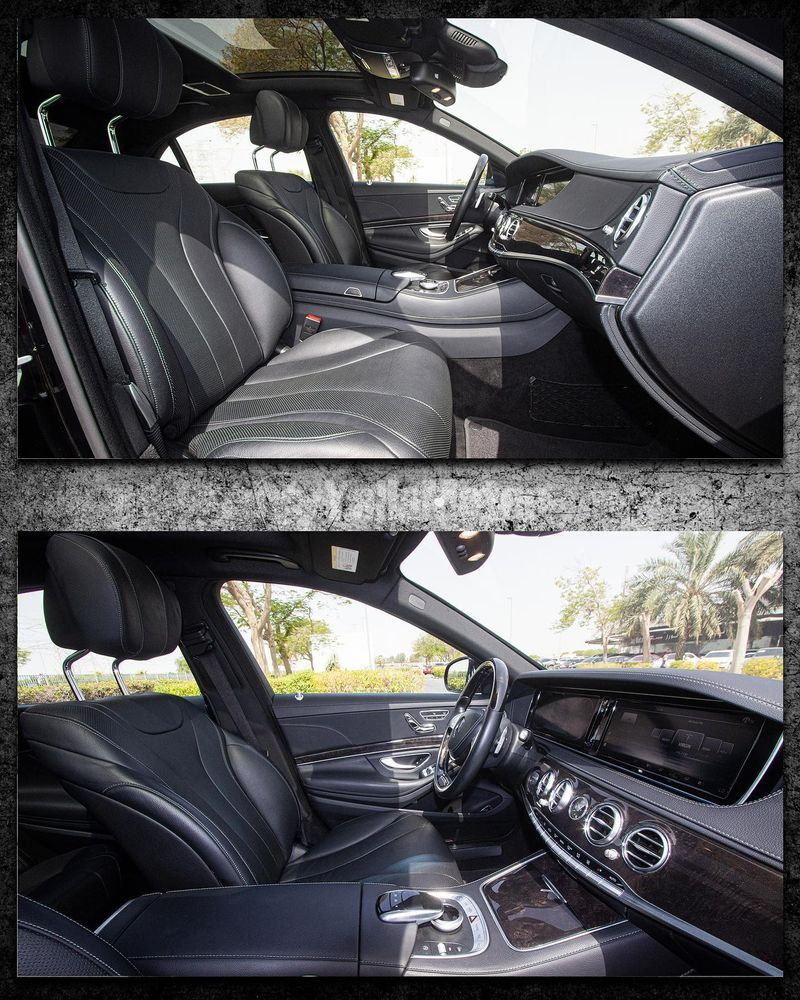 Used Mercedes-Benz S-Clas S50 2015