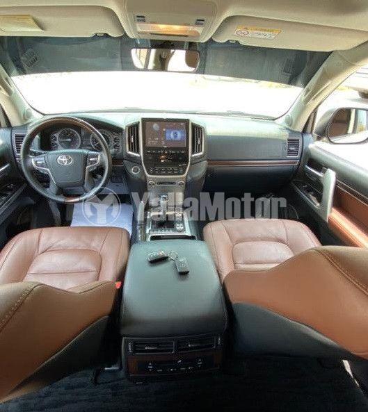 Used Toyota Land Cruiser 5.7 VXR 2016