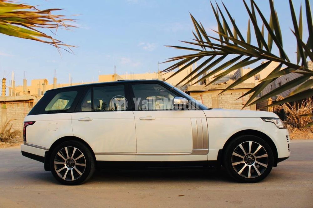 Used Land Rover Range Rover 2016