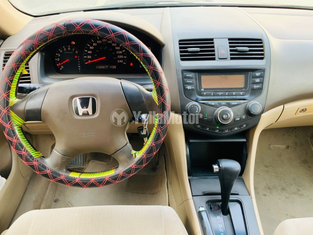 Used Honda Accord 2.4L EX 2005