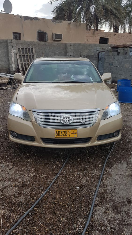 Used Toyota Avalon 3.5L V6 Limited 2007