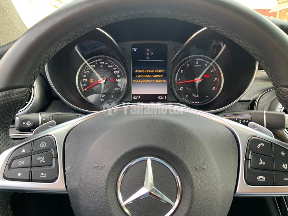 Used Mercedes-Benz C-Class Coupe C 300 2018