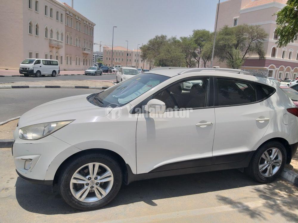Used Hyundai Tucson 2 0l Mid Option Awd 2011 1039255 Yallamotor Com