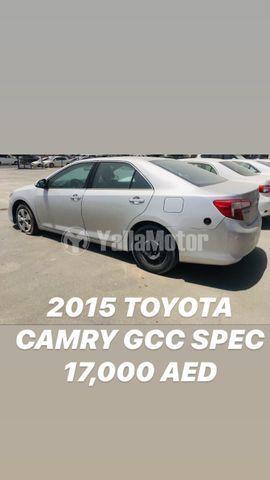 Used Toyota Camry 4 Door 2 5l 2015 1039268 Yallamotor Com
