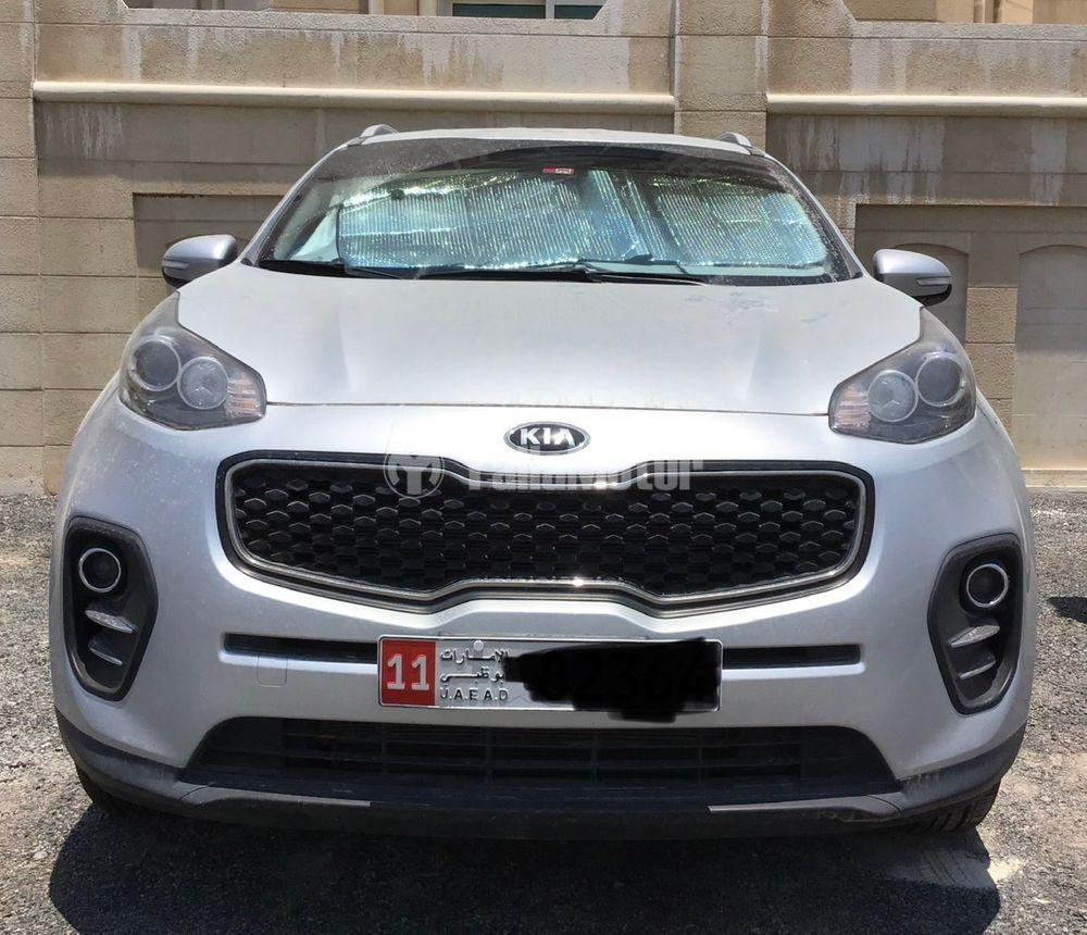 Used Kia Sportage 2018